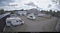 Soest › South-East: Wohnmobilstellplatz am City Motel Soest - El día
