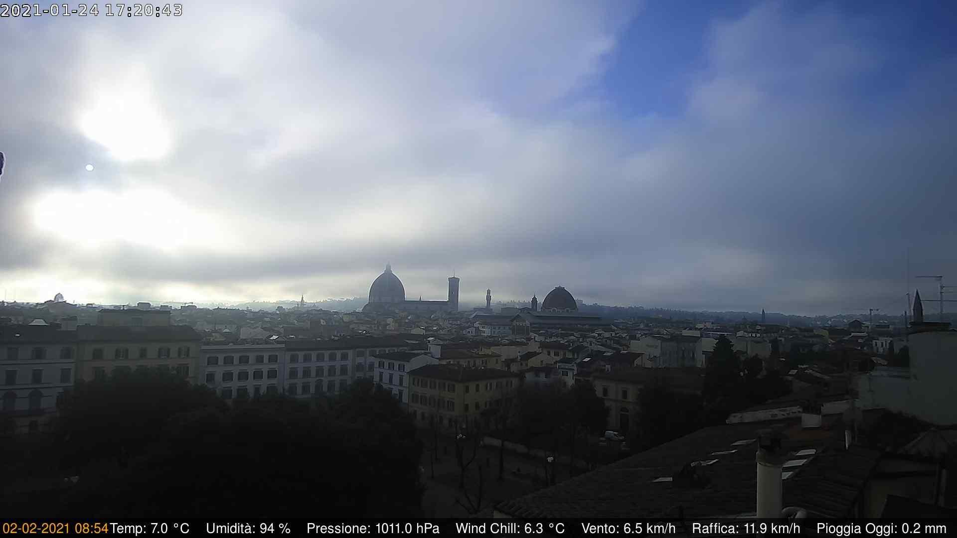 Webkamera Florence › South-East: Firenze Centro