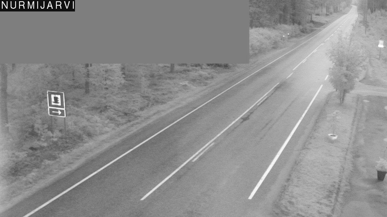 Webkamera Lieksa: Tie 524 − Nurmijärvi