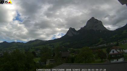 Schwyz › Nord-West: Schwyz - Mythen