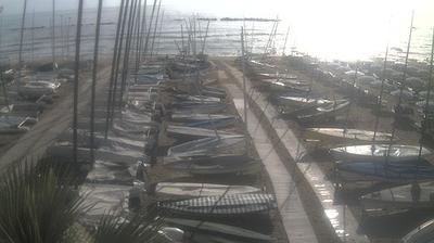 Vignette de San Benedetto del Tronto webcam à 3:09, oct. 22