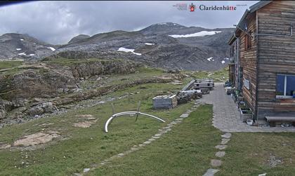 Glarus Süd: Claridenhütte SAC