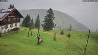 Oberstaufen > North-West: Berggasthof Oberstiegalpe - Day time