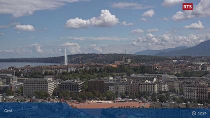 Genf: Gebäude des RTS