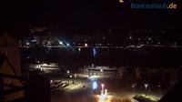 Waren: Stadthafen - Müritz in Mecklenburg - Actual