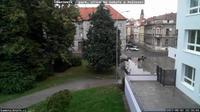 Rakovnik: WEBKAMERA - ulice Na Sekyře a Poštovní - Actual