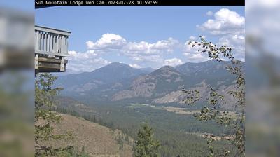 Vista de cámara web de luz diurna desde Winthrop
