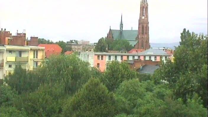 Webcam Bielawa: kościół Wniebowzięcia NMP
