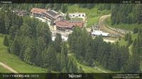 Deutschnofen - Nova Ponente: Val di Fiemme - Passo Feudo - El día