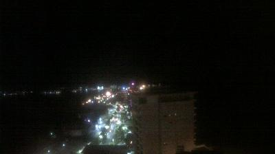 Vue actuelle ou dernière à partir de Cancún: Panorámica