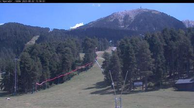 Alp: La Masella Ski Resort - Pla de Masella m