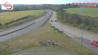 Cardiff: M westbound at junction  (Capel Llanilltern) - Recent