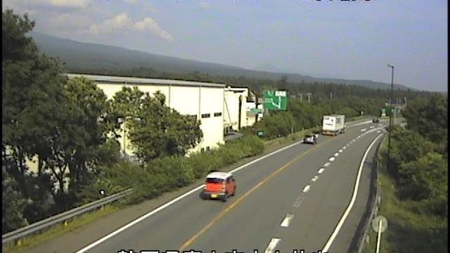 Webcam 中井出: National Highway No. 139 − Kamiide 20.8Km (国道