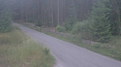 Daylight webcam view from Cairn o' Mount › South: Cairn O'Mount Rd