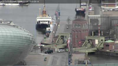 Webkamera Bremerhaven