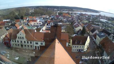 Daylight webcam view from Usedom Island › East: See