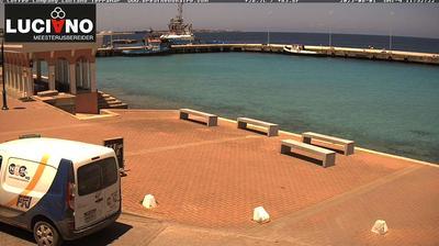 Vue webcam de jour à partir de Bonaire Island › South West: Luciano Meesterijsbereirder