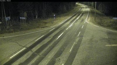 Webcam Kuusamo: Tie 950 − Käylä − Sallaan