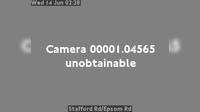 Croydon: Stafford Rd/Epsom Rd - Actuelle