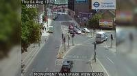 London Borough of Haringey: MONUMENT WAY/PARK VIEW ROAD - Overdag