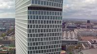 Frankfurt: Park House Skyline Plaza - Messe Frankfurt GmbH - Frankfurt Central Station - Current