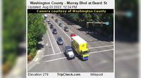 Beaverton: Washington County - Murray Blvd at Beard St - Jour