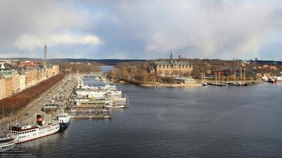 Vignette de Stockholm webcam à 2:13, mai 12