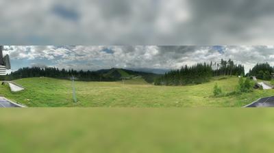 Vista actual o última desde Sankt Urban: Panoramakamera Simonhöhe