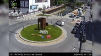 Centre historic: CG - PK + (Rotonda de Casadet) - Overdag