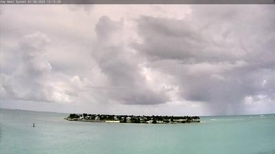 Daylight webcam view from Key West: Harbor