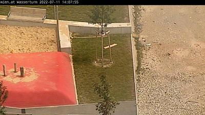 Daylight webcam view from Vienna