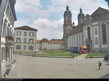 Sankt Gallen › Ost: Klosterplatz