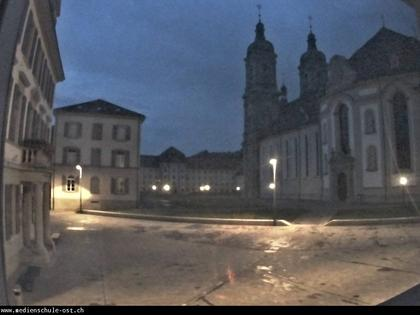 St. Gallen › Ost: Klosterplatz