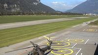 Mollis: Flugplatz - Nord - Overdag