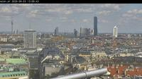 Innere Stadt: Donauturm, Ringturm und Donau City - Dagtid