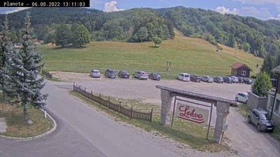 Daylight webcam view from Lokve