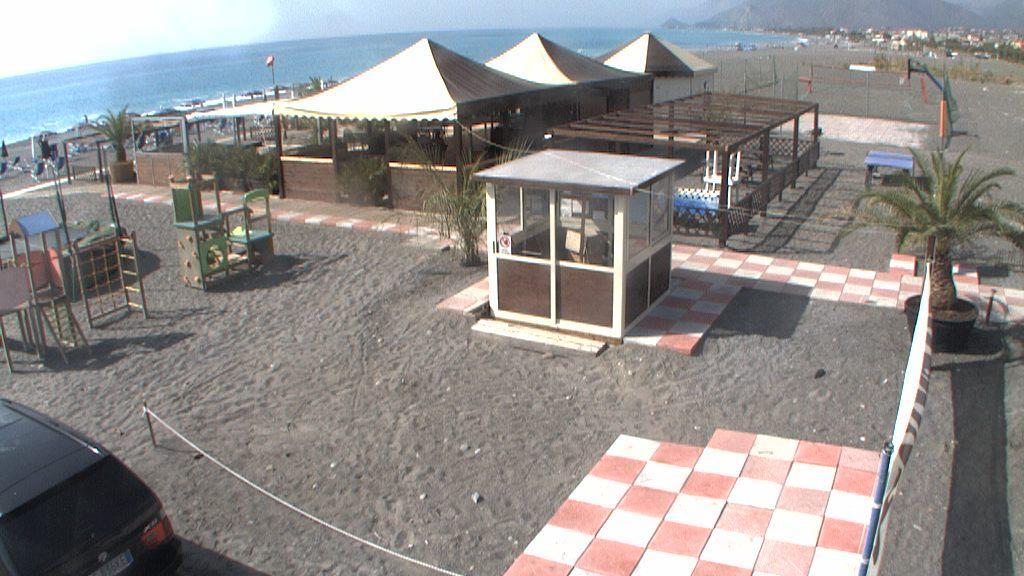 Webkamera San Nicola Arcella: PRAIA A MARE