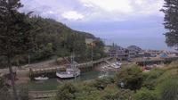 Halls Harbour: Hall's Harbour, Nova Scotia - Overdag