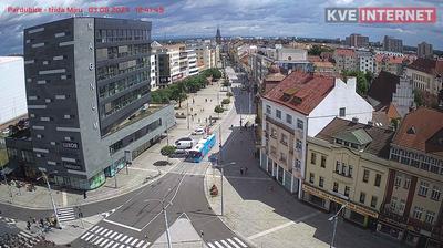 Значок города Веб-камеры в Пардубице в 11:16, янв. 15