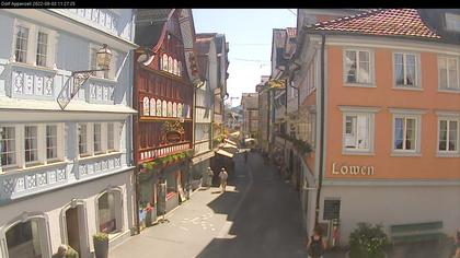 Appenzell: Dorf