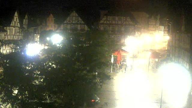 Webkamera Eschwege: Webcam Marktplatz