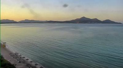 Thumbnail of Alcudia webcam at 6:14, Jun 19
