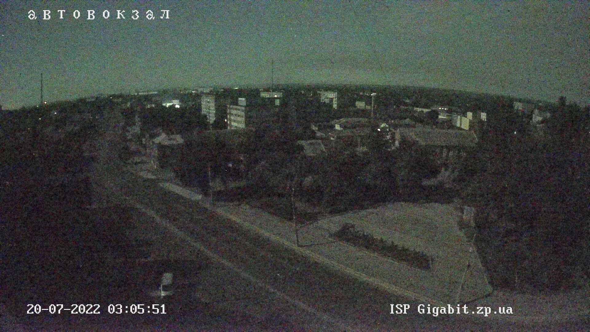 Webcam Zaporizhia: пр. Ленина, Транспортная площадь