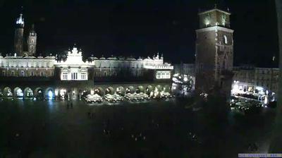 Webcam Krakow: Rzeczpospolita − Rynek Główny