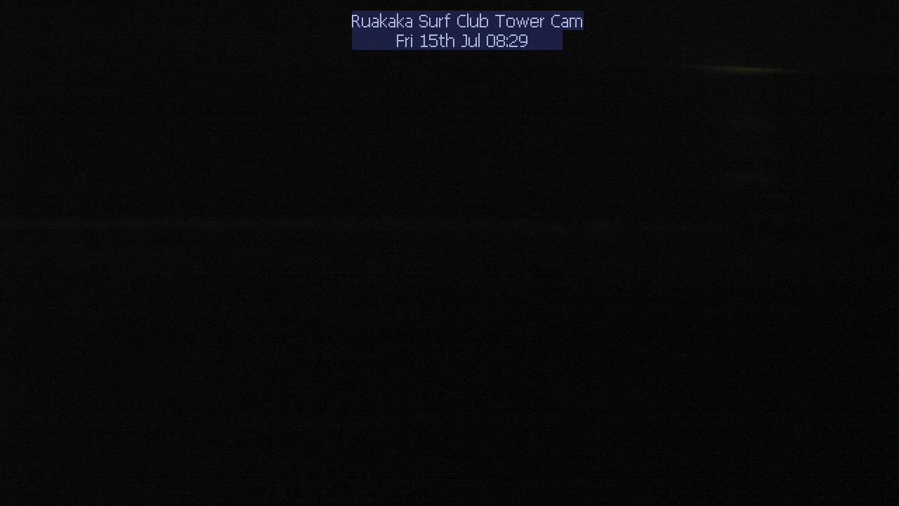 Webkamera Ruakaka › East: beach
