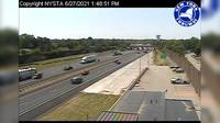 Williamsville › West: I- at Interchange - Toll Barrier - Overdag