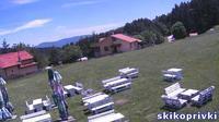 Letzte Tageslichtansicht von Plovdiv: Koprivki − ski, sport