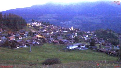 Tschiertschen: Graubünden - Dorf Talstation