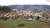 Tschiertschen: Dorf Talstation - El día