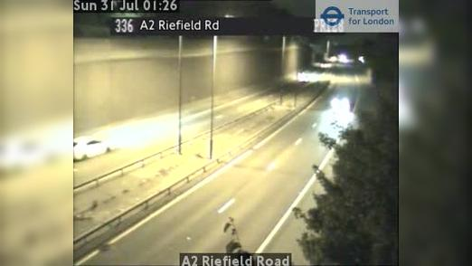 Webcam Bexley: A2 Riefield Road